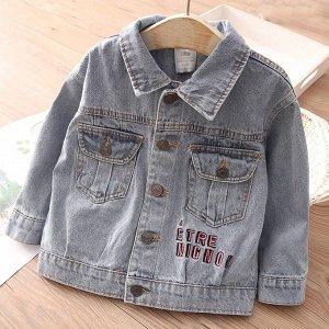 Джинсовая куртка BabyKids Element a077