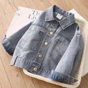 Джинсовая куртка BabyKids Element a079