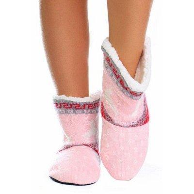 Белье для всех! НОВИНКИ!🔥Колготки, носки, домашняя обувь! — Женская  домашняя обувь — Тапочки