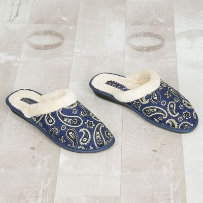 Палитра-117⭐Трикотаж для всей семьи❗️Текстиль для дома❗️ — Домашняя обувь — Обувь