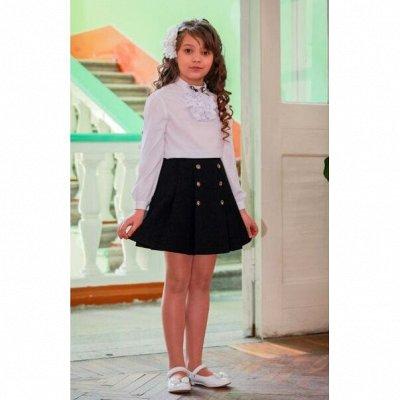 №122✦ LADETTO ✦- Красивые платья для девочек — Школьные блузки — Одежда для девочек