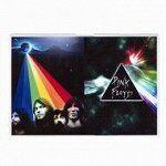 """Обложка для паспорта-""""Pink Floyd"""""""