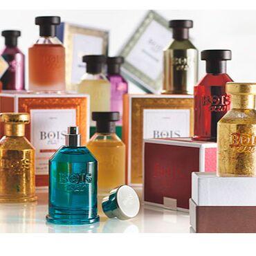 Новый парфюмерный дом Nicolai школа знаменитого Жака Герлена — Bois1920 — Парфюмерия