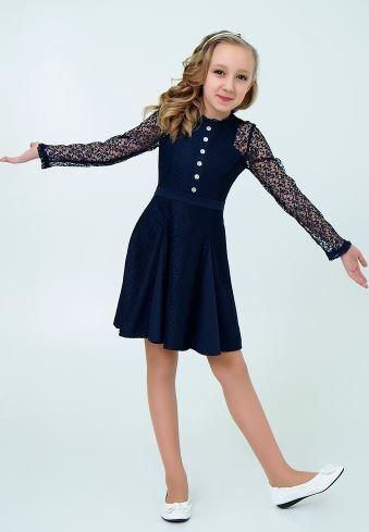 №125=✦LADETTO✦- Красивые платья для маленьких принцесс.◄╝ — Школьные платья — Платья и сарафаны
