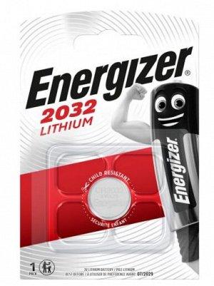 Батарейка ENERGIZER Lithium CR2032 3V FSB1