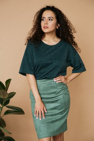 Блуза 247/2 зеленый