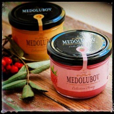 Выгодный SHOPPING!!! Быстрая доставка! — Фасованный мёд MEDOLUBOV — Мед