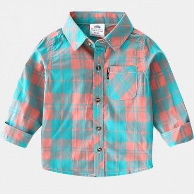 BabyKids- одежда для модников и модниц! — Рубашки мальчикам — Рубашки