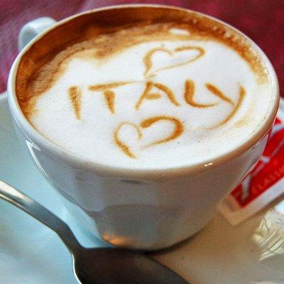 Alberto Poiatti Италия на Вашем столе Бесплатная выдача в ПВ — Кофе Bell Caffe Италия (Сицилия) — Кофе и кофейные напитки