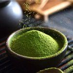 П22. Матча чай Премиум, мелкого помола, (Matcha Tea Premium fine ground) крафт дойпак 50 г