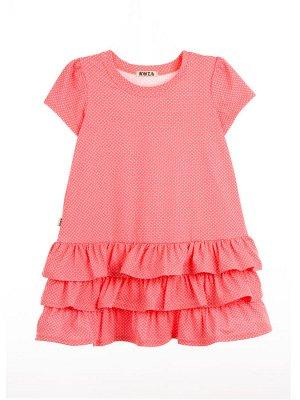 Платье 969А2 розовый