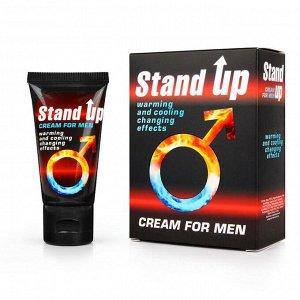 """Крем возбуждающий для мужчин """"STAND UP"""", 25 г"""