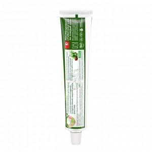Зубная паста «Против кровоточивости дёсен», с корой дуба, 75 г