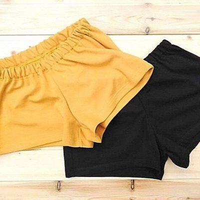 BaZa. Одежда для прогулок, спорта и дома. Быстро! От 124 р!  — Шорты, лосины, брюки — Повседневные шорты