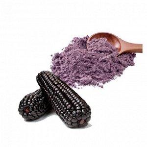 П22. Кукуруза фиолетовая Суперфуд, молотый, (Purple corn Superfood milled) крафт дойпак 100 г