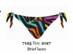 Плавки Brief laces