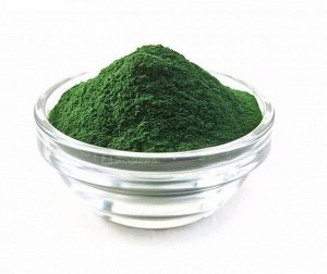 П22. Хлорелла Премиум, порошок, (Chlorella Premium powder) крафт дойпак 50 г