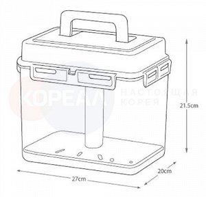 Контейнер с прессом для засолки SMART PRESS 5,5 л.