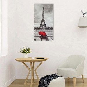 """Картина на стекле """"Зонт"""" 100*50"""