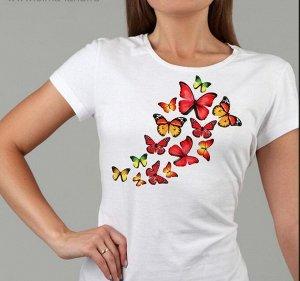 Термотрансфер «Бабочки»
