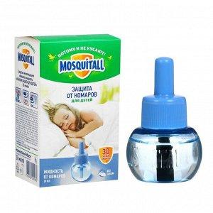 Жидкость от комаров Mosquitall «Нежная защита для детей», 30 ночей, 30 мл