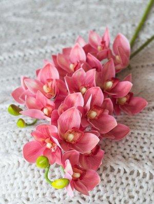 Орхидея цимбидиум 3D.Искусственный цветок.