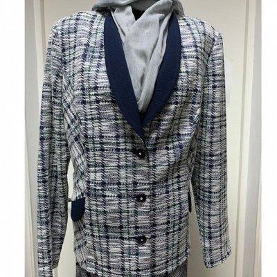 Женская одежда из Южной Кореи. Большие размеры — Кардиганы/пиджаки — Кардиганы