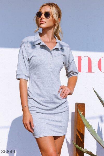 GEPUR август 2020!  женская одежда  — спортивные платья — Повседневные платья
