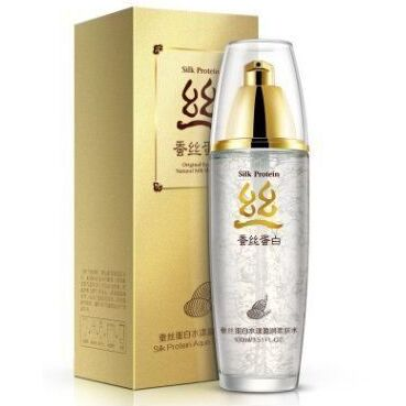 Косметика Bioaqua и другие китайские бренды — Серия с шелком — Для лица
