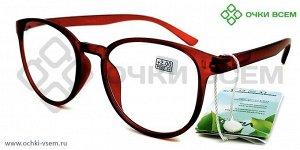 Корригирующие очки Vizzini Без покрытия 8822 Корич