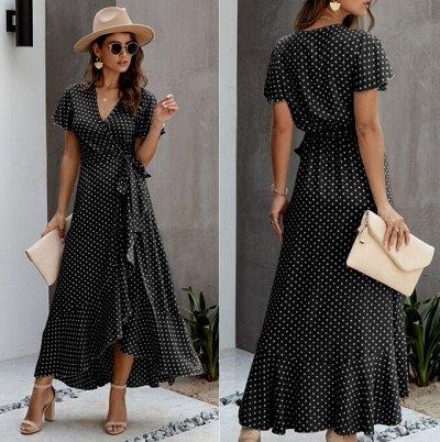🗽В стиле европейских брендов🗽Пиджаки, куртки, футболки  — Летние платья классно смотрятся с Кожанками — Летние платья