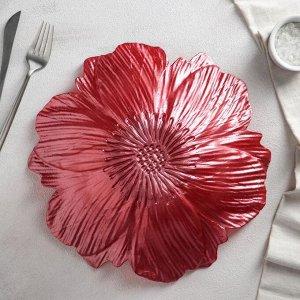 Блюдо сервировочное «Маки», d=30 см
