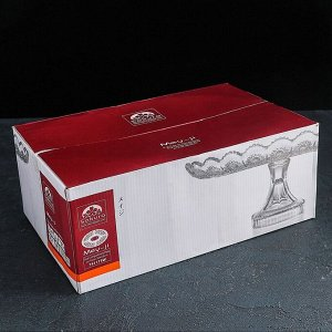 Подставка для торта на ножке Sakura, 36?23 см