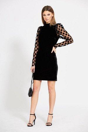 Платье EOLA 1783 черный