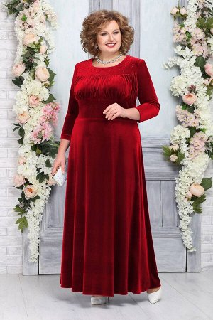 Платье Ninele 5754 красный