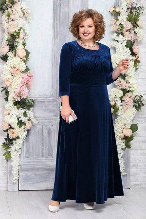 Платье Ninele 5754 синий