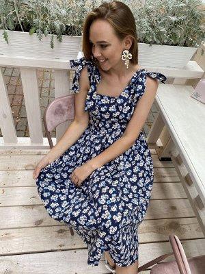 Платье Платье Pur Pur 01-812/4  Состав: Хлопок-100%; Сезон: Лето Рост: 170  Летнее платье из хлопка.