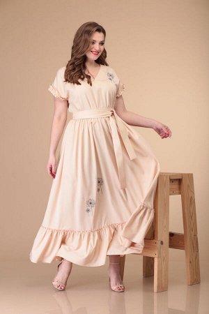 Платье Danaida 1881 кремовый