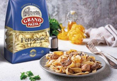 Большая продуктовая — снижение цен на Пасту и соусы Барилла — Макароны GRAND di PASTА-Италия у вас дома
