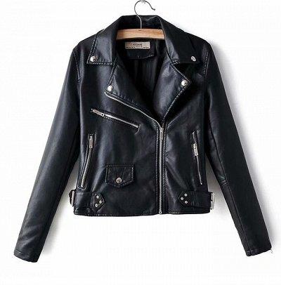 🗽В стиле европейских брендов🗽ФУТБОЛКА 1 в 1 только Дешевле — Фабричные Куртки, жилетки из эко. кожи — Кожаные куртки