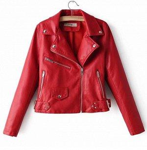 Куртка, красный
