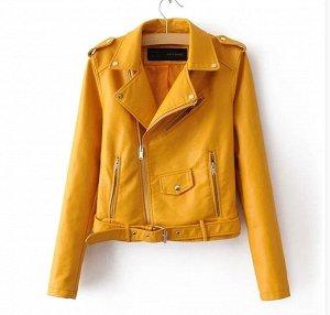 Куртка, желтый