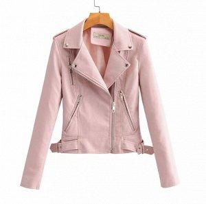 Куртка, розовый