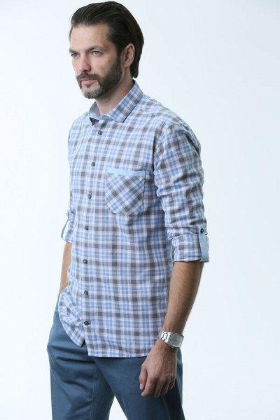 NicoloAngi_Качественно и Супер бюджетно рубашки — Рубашки полуприталенные - длинный с патой рукав — Длинный рукав