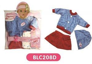 Одежда для куклы OBL809138 BLC208D (1/48)
