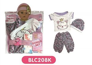 Одежда для куклы OBL809145 BLC208K (1/48)