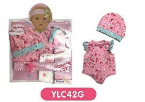 Одежда для куклы OBL809063 YLC42G (1/48)