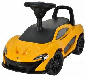 """Машина для катания детей Толокар """"CHILOK BO"""" 372А Mclaren (желтый)"""