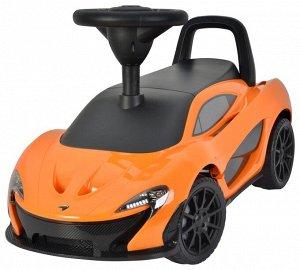 """Машина для катания детей Толокар """"CHILOK BO"""" 372А Mclaren (оранжевый)"""
