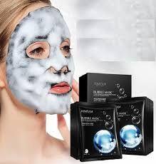 Товары для красоты и здоровья! Новинки пузырьковых масок — НОВИНКИ! Пузырьковые маски! Очищение/Детокс